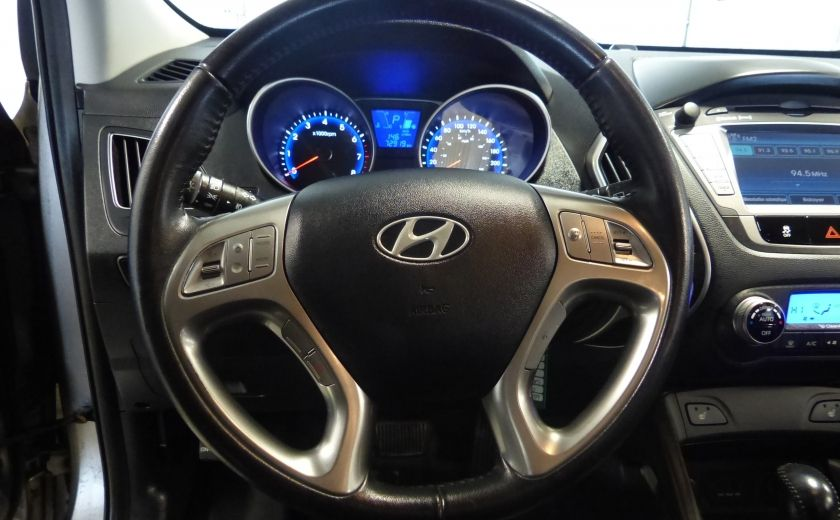 2011 Hyundai Tucson Limited (CUIR-TOIT-NAV) Bluetooth cam #9