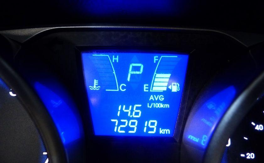 2011 Hyundai Tucson Limited (CUIR-TOIT-NAV) Bluetooth cam #13