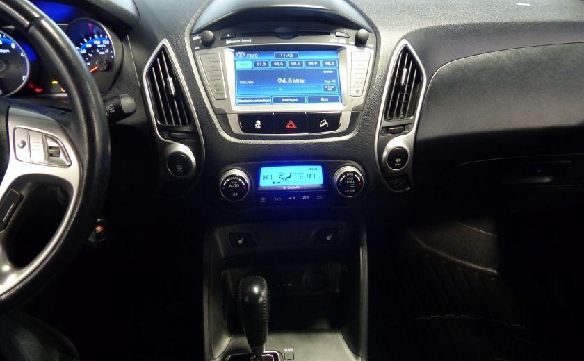 2011 Hyundai Tucson Limited (CUIR-TOIT-NAV) Bluetooth cam #14
