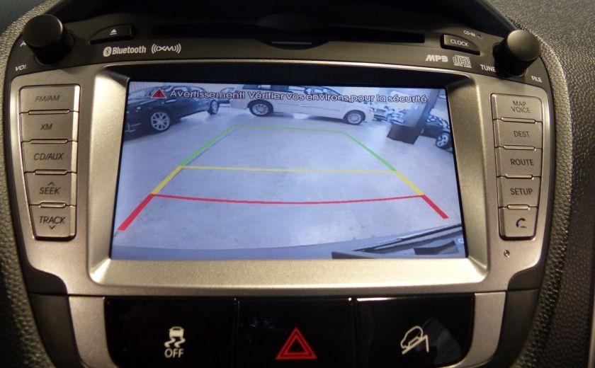 2011 Hyundai Tucson Limited (CUIR-TOIT-NAV) Bluetooth cam #15