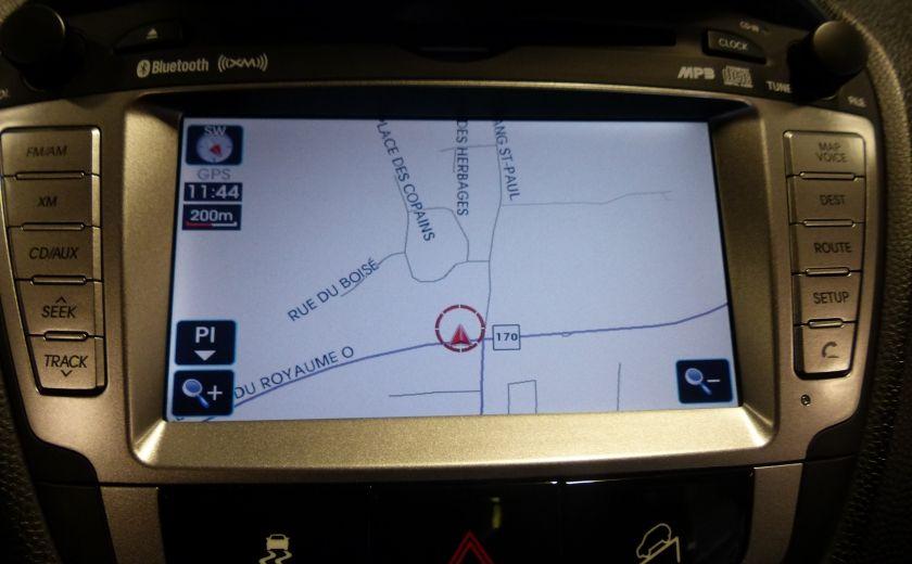2011 Hyundai Tucson Limited (CUIR-TOIT-NAV) Bluetooth cam #16