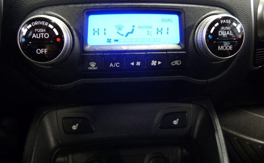 2011 Hyundai Tucson Limited (CUIR-TOIT-NAV) Bluetooth cam #17
