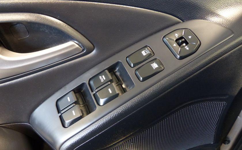 2011 Hyundai Tucson Limited (CUIR-TOIT-NAV) Bluetooth cam #18