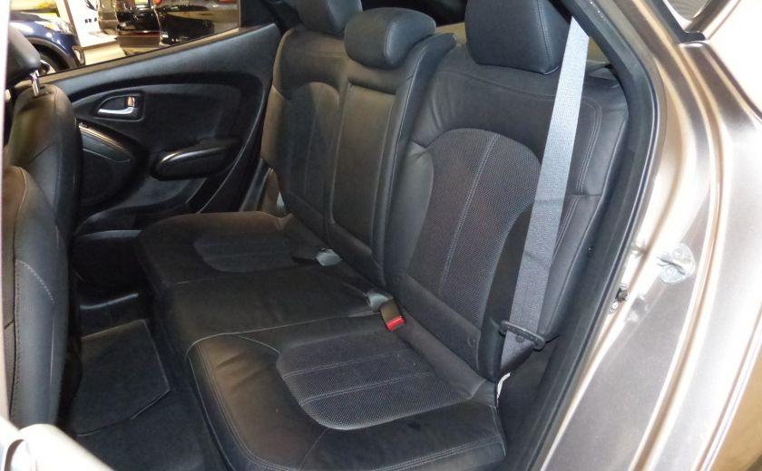 2011 Hyundai Tucson Limited (CUIR-TOIT-NAV) Bluetooth cam #23