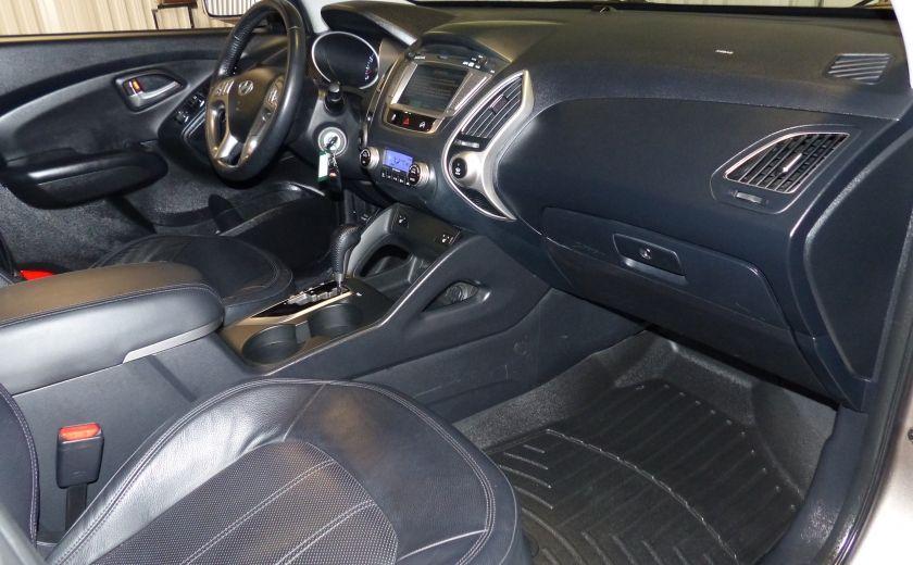 2011 Hyundai Tucson Limited (CUIR-TOIT-NAV) Bluetooth cam #30