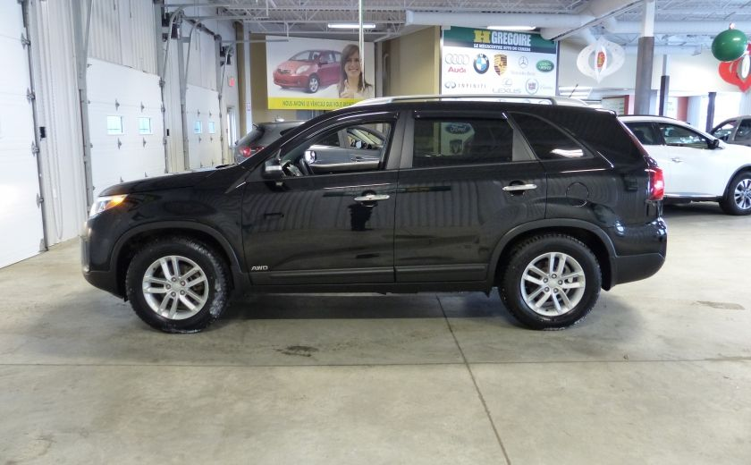 2014 Kia Sorento LX AWD A/C Gr-Électrique (4Cyl-Bluetooth) #3