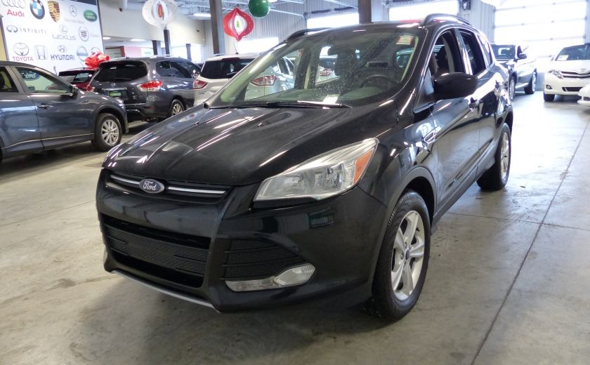 2014 Ford Escape SE 2.0T AWD (TOIT-CAM -Bluetooth) #2