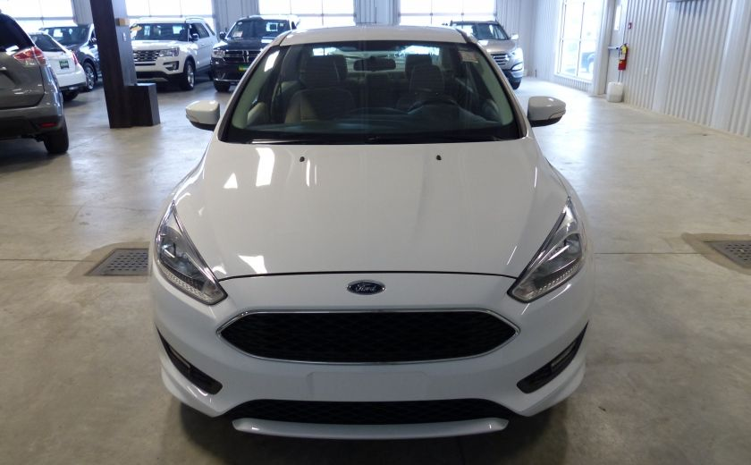 2015 Ford Focus SE Sport A/C Gr-Électrique (Bluetooth-Cam) #1