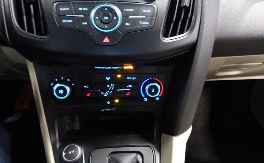 2015 Ford Focus SE Sport A/C Gr-Électrique (Bluetooth-Cam) #17