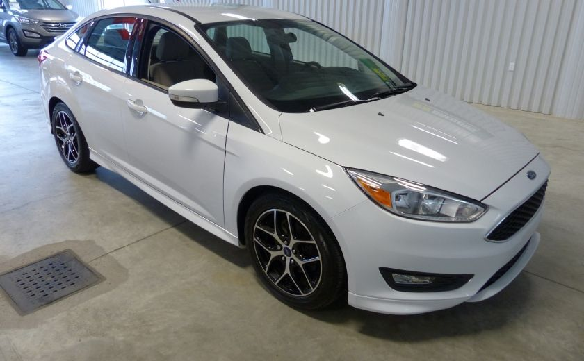 2015 Ford Focus SE Sport A/C Gr-Électrique (Bluetooth-Cam) #0