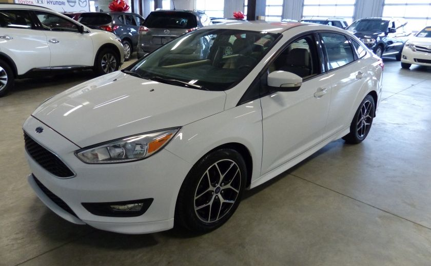 2015 Ford Focus SE Sport A/C Gr-Électrique (Bluetooth-Cam) #2
