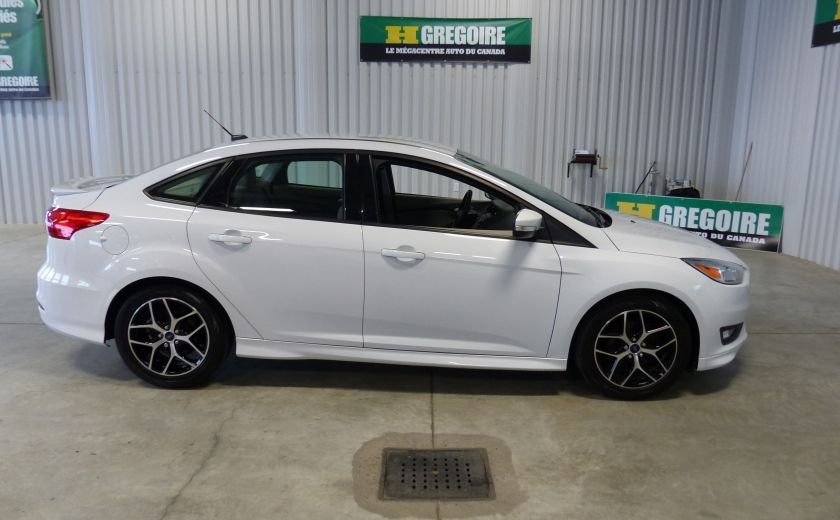 2015 Ford Focus SE Sport A/C Gr-Électrique (Bluetooth-Cam) #7