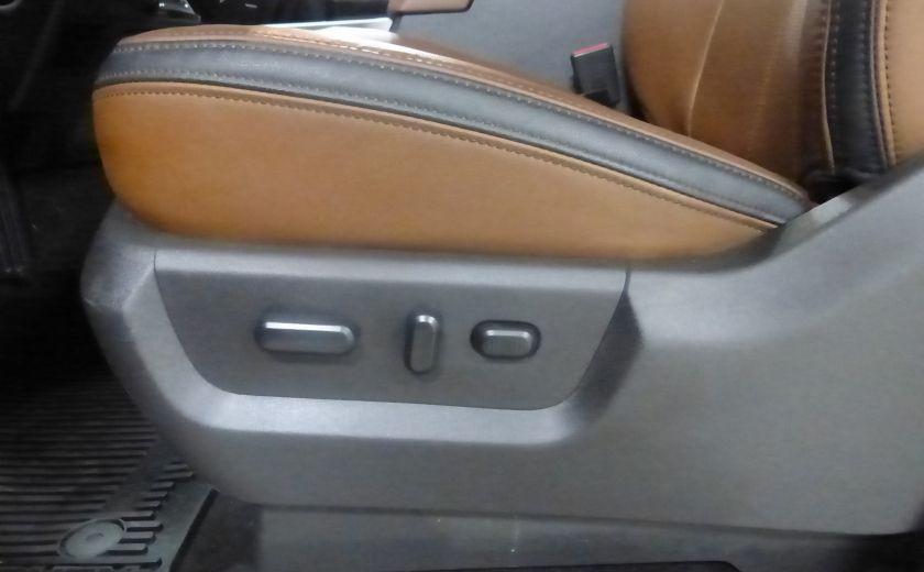 2015 Ford F250SD Lariat 4X4 Turbo Diesel  (CUIR-TOIT-NAV) CAM Bluet #13