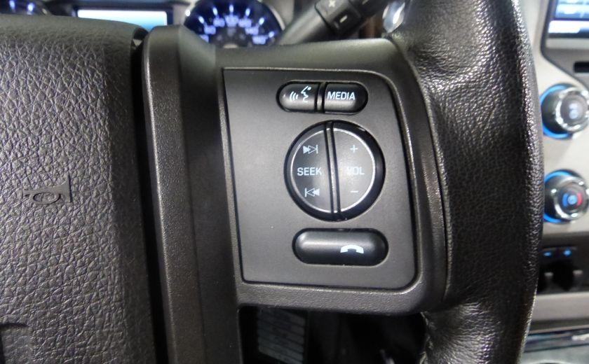 2015 Ford F250SD Lariat 4X4 Turbo Diesel  (CUIR-TOIT-NAV) CAM Bluet #16