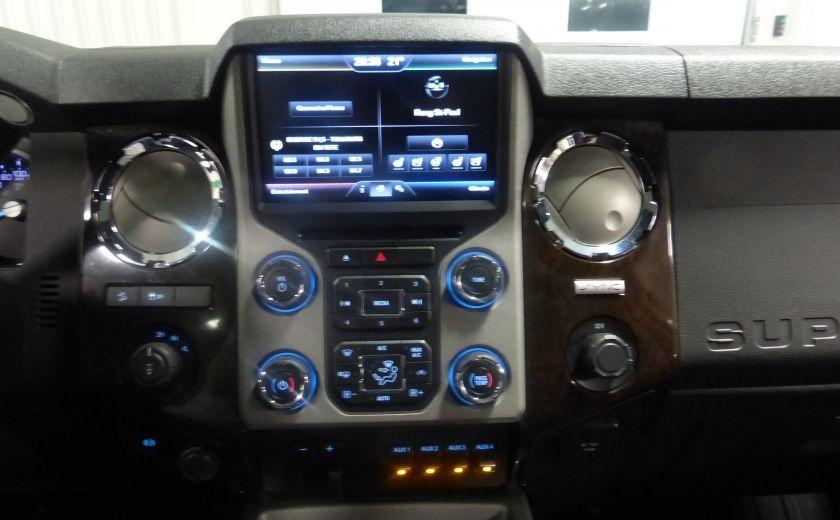 2015 Ford F250SD Lariat 4X4 Turbo Diesel  (CUIR-TOIT-NAV) CAM Bluet #20