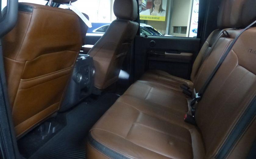 2015 Ford F250SD Lariat 4X4 Turbo Diesel  (CUIR-TOIT-NAV) CAM Bluet #27