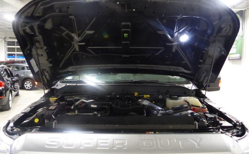 2015 Ford F250SD Lariat 4X4 Turbo Diesel  (CUIR-TOIT-NAV) CAM Bluet #35