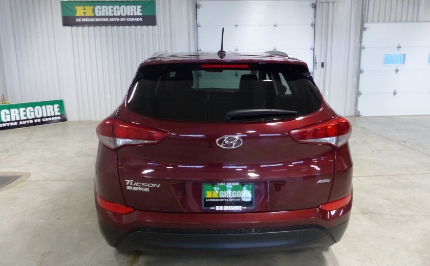 2016 Hyundai Tucson Premium AWD A/C Gr-Électrique (Bluetooth-Mags) #5