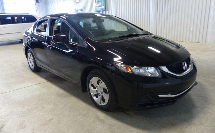 2015 Honda Civic LX A/C Gr-Électrique (Bluetooth) #0