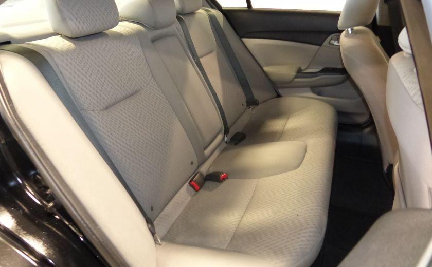 2015 Honda Civic LX A/C Gr-Électrique (Bluetooth) #25