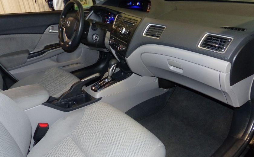 2015 Honda Civic LX A/C Gr-Électrique (Bluetooth) #26