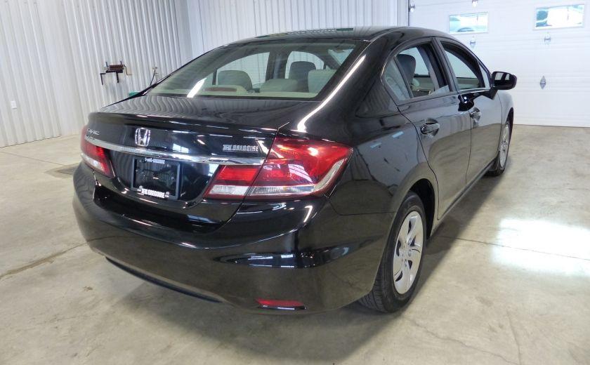 2015 Honda Civic LX A/C Gr-Électrique (Bluetooth) #6