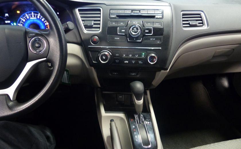 2015 Honda Civic LX A/C Gr-Électrique (Bluetooth) #15