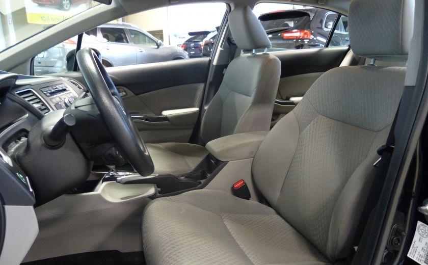 2015 Honda Civic LX A/C Gr-Électrique (Bluetooth) #19