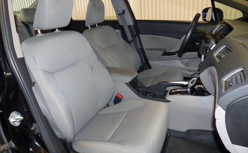 2015 Honda Civic LX A/C Gr-Électrique (Bluetooth) #27