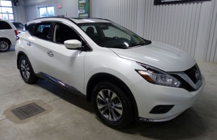 2015 Nissan Murano SV AWD A/C Gr-Électrique (Toit-Mags) in Drummondville