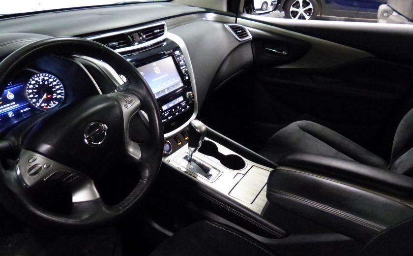 2015 Nissan Murano SV AWD A/C Gr-Électrique (Toit-Mags) #8