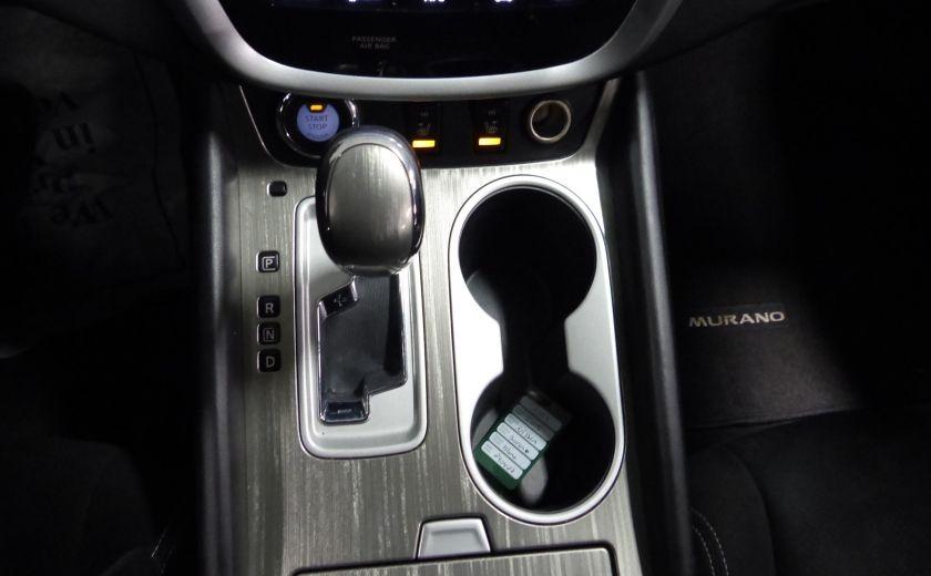 2015 Nissan Murano SV AWD A/C Gr-Électrique (Toit-Mags) #23