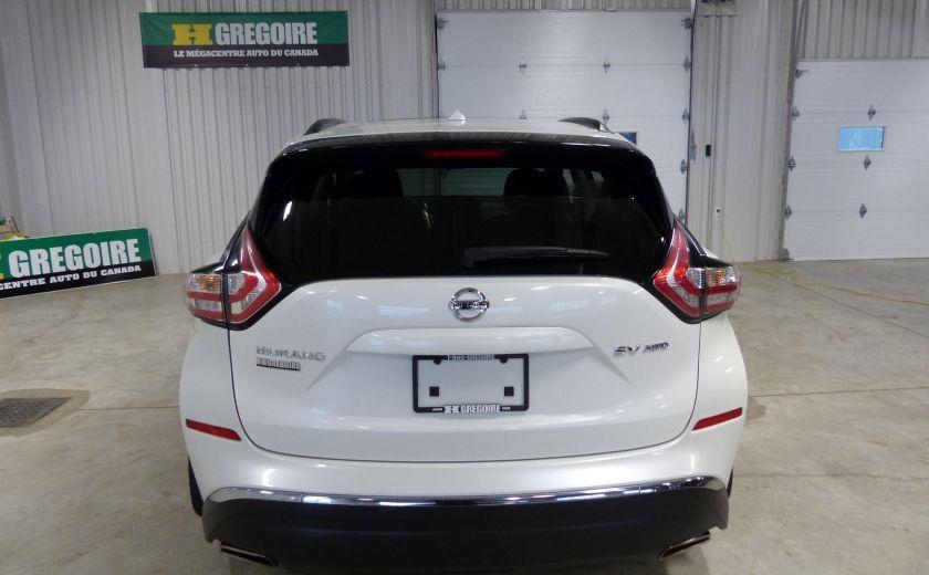 2015 Nissan Murano SV AWD A/C Gr-Électrique (Toit-Mags) #5