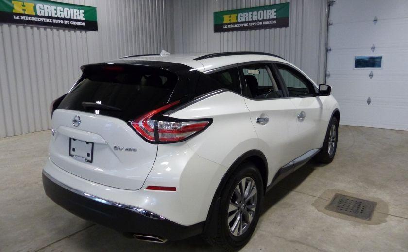 2015 Nissan Murano SV AWD A/C Gr-Électrique (Toit-Mags) #6