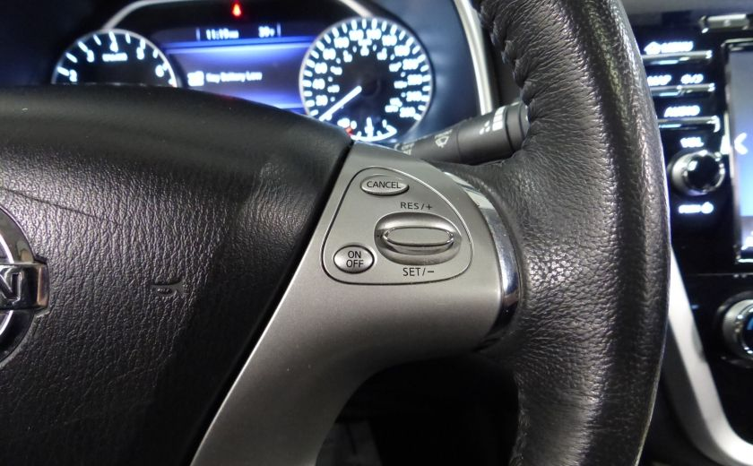 2015 Nissan Murano SV AWD A/C Gr-Électrique (Toit-Mags) #15