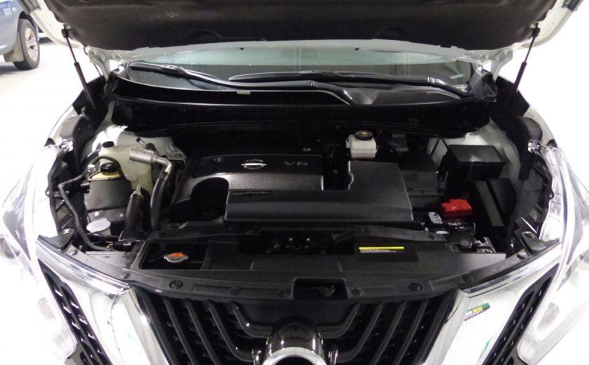 2015 Nissan Murano SV AWD A/C Gr-Électrique (Toit-Mags) #30