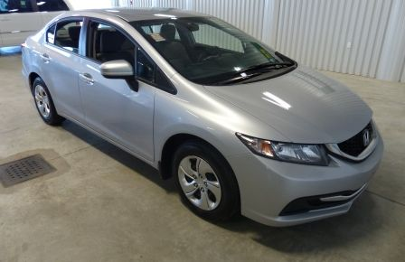2015 Honda Civic LX A/C Gr-Électrique (Bluetooth) in Sept-Îles