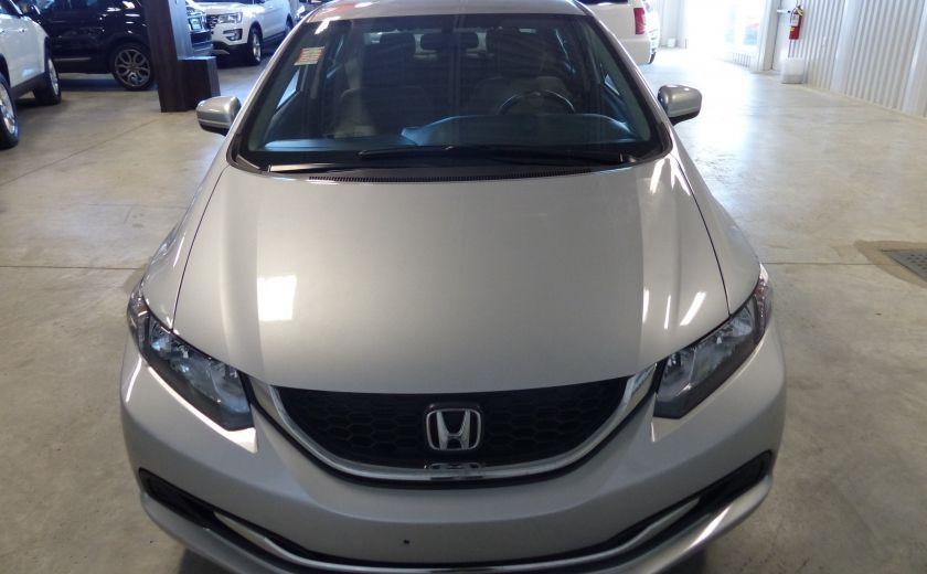 2015 Honda Civic LX A/C Gr-Électrique (Bluetooth) #1