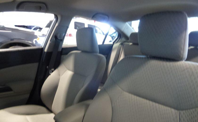 2015 Honda Civic LX A/C Gr-Électrique (Bluetooth) #9