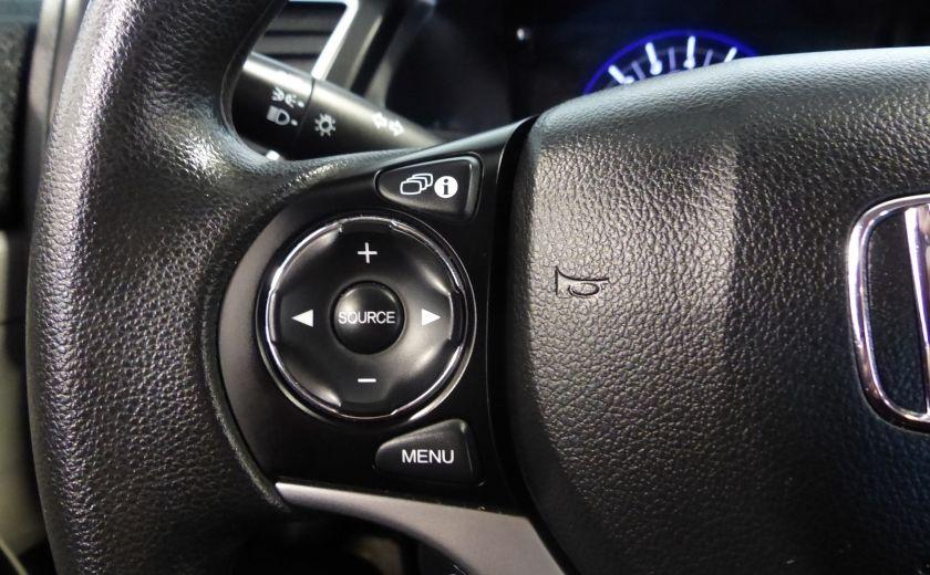 2015 Honda Civic LX A/C Gr-Électrique (Bluetooth) #13