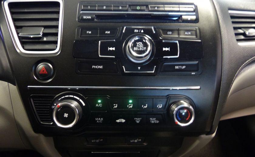 2015 Honda Civic LX A/C Gr-Électrique (Bluetooth) #18
