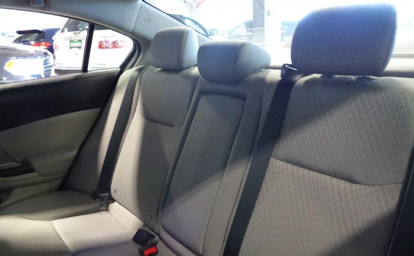 2015 Honda Civic LX A/C Gr-Électrique (Bluetooth) #21