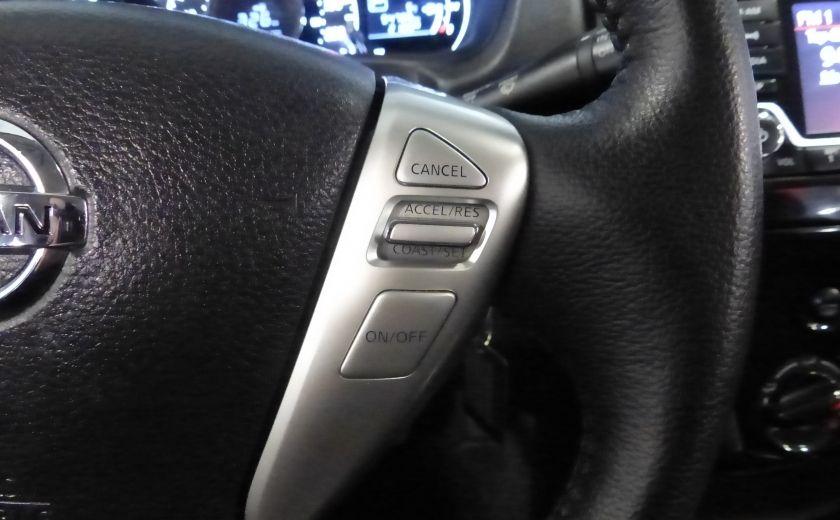 2015 Nissan Versa SV Hachback A/C Gr-Électrique (Caméra) #12