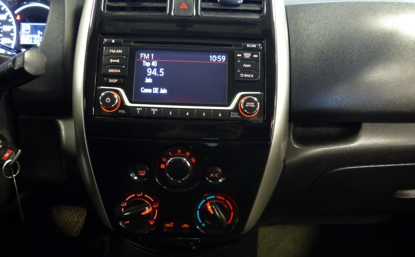 2015 Nissan Versa SV Hachback A/C Gr-Électrique (Caméra) #16