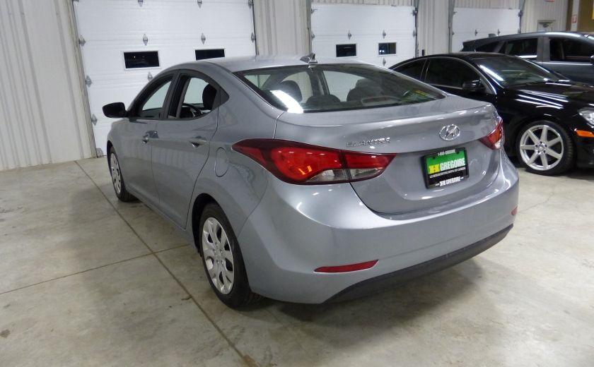 2016 Hyundai Elantra GL A/C Gr-Électrique #4