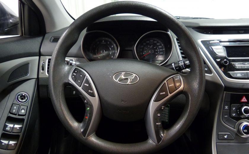 2016 Hyundai Elantra GL A/C Gr-Électrique #9
