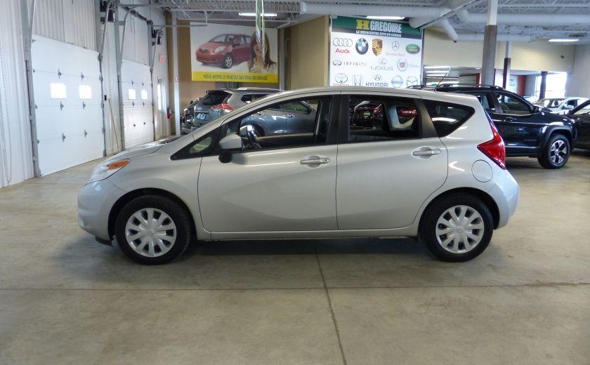 2015 Nissan Versa SV A/C Gr-Électrique Bluetooth Cam #3