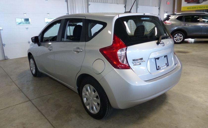 2015 Nissan Versa SV A/C Gr-Électrique Bluetooth Cam #4