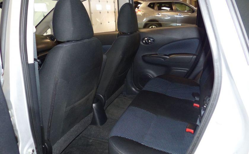 2015 Nissan Versa SV A/C Gr-Électrique Bluetooth Cam #19