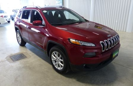 2016 Jeep Cherokee North AWD A/C Gr-Électrique in New Richmond